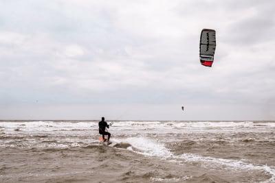 Kitesurfschool Zandmotor