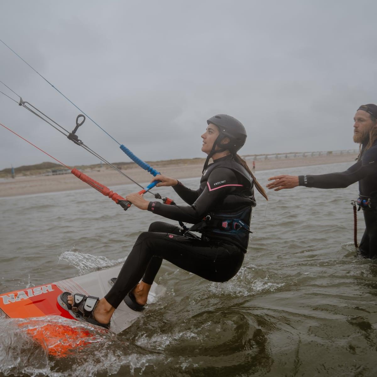 Leren Kitesurfen Zandmotor