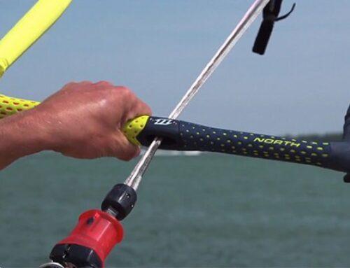 De veiligheidssystemen van kites