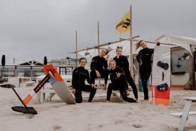 Kitesurfschool Kijkduin