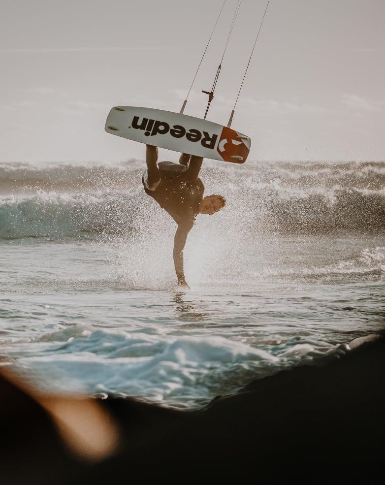 Theorie kitesurfen