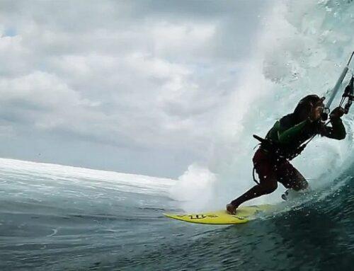 Kitesurf regels golven