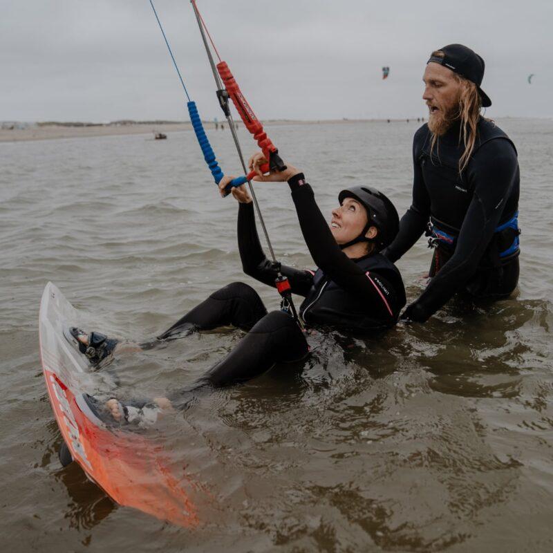 Kitesurf cursus Kijkduin
