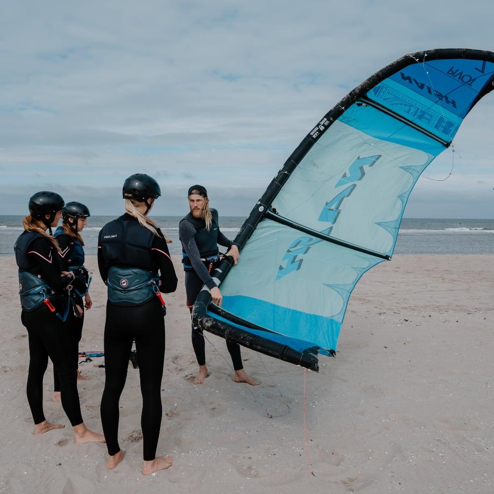 Kitesurfschool Zeeland
