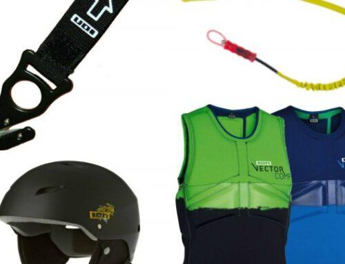 Safety equipment kitesurfen