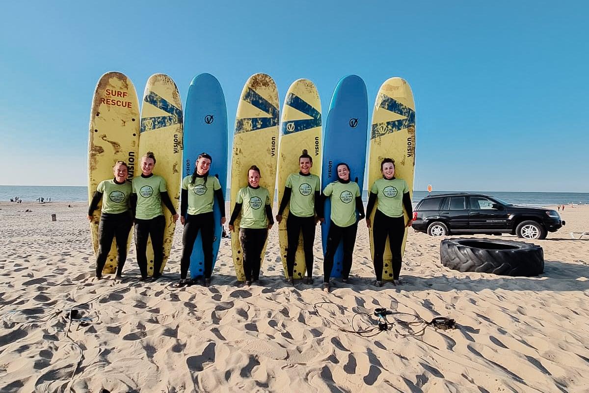 Surfschool Kijkduin