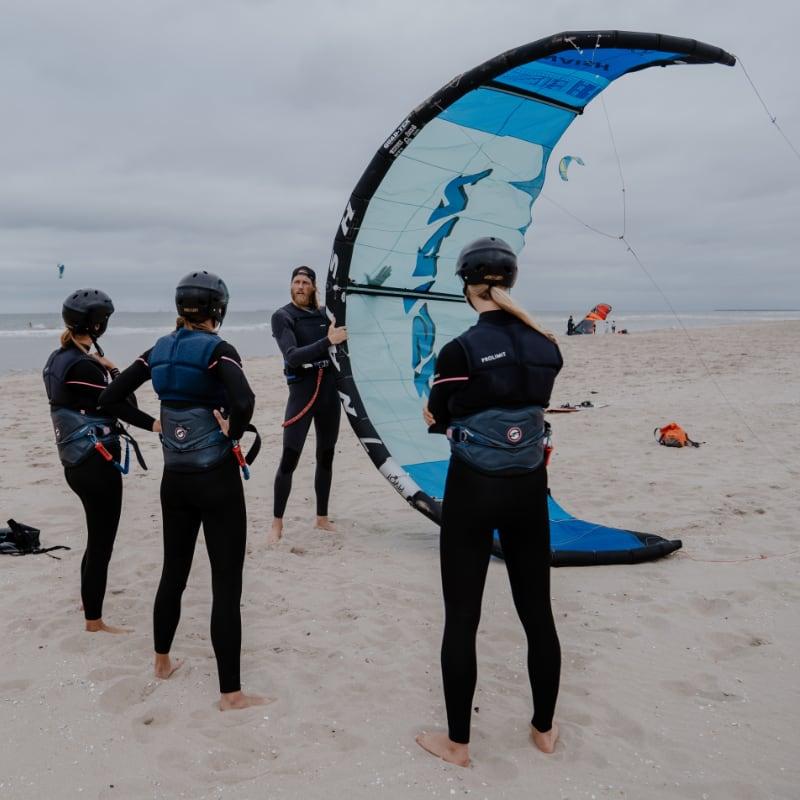 Kitesurf cursus
