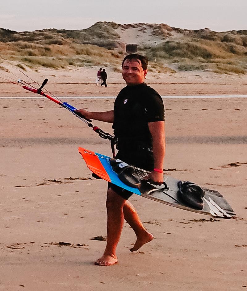 Kitesurf cursus Zeeland