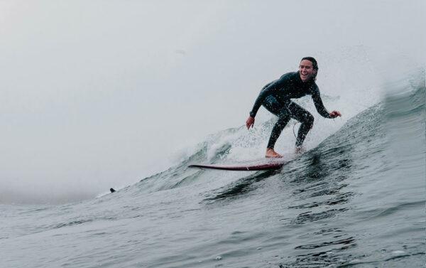 Leren surfen Kijkduin Den Haag